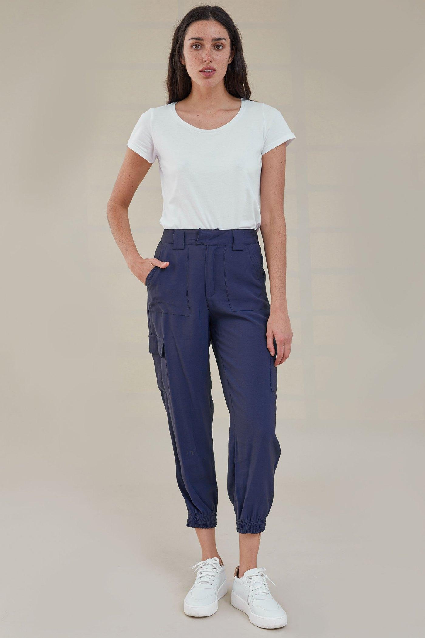 Pantalon Elvira Azul