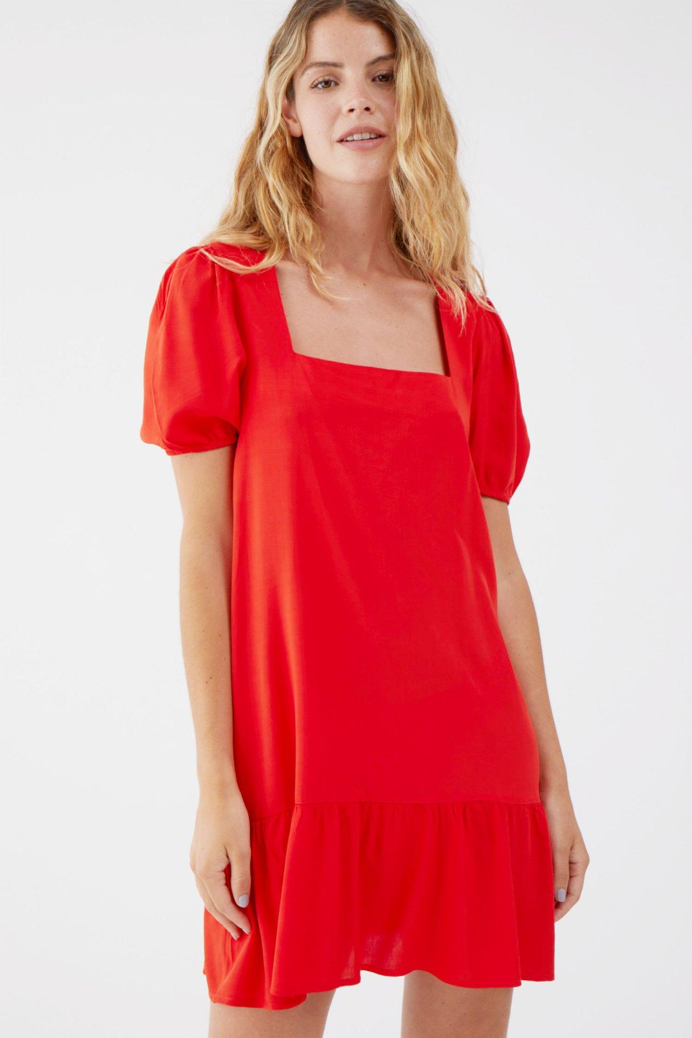 Vestido Wendy Rojo