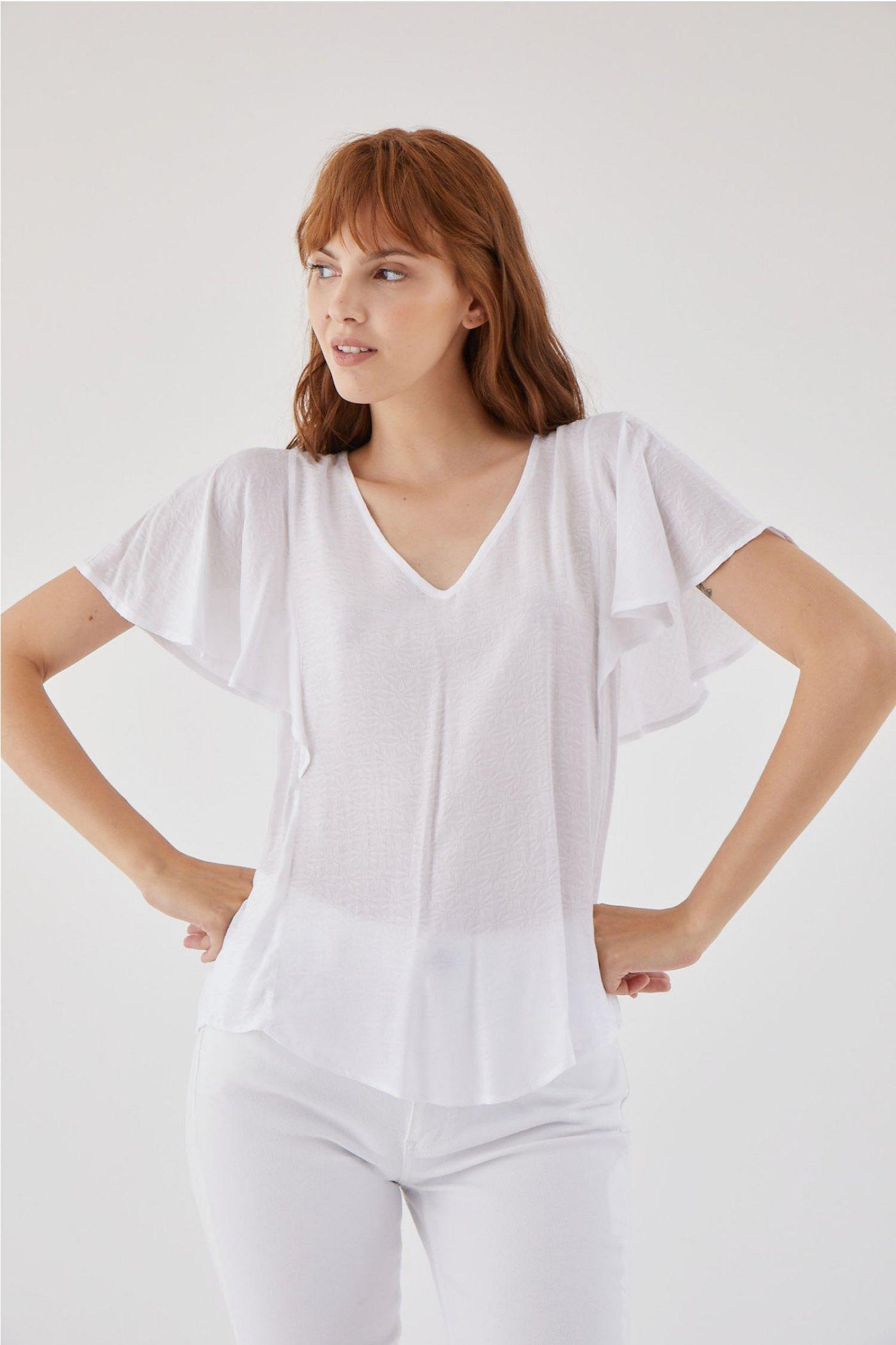 Blusa Abigail Blanco