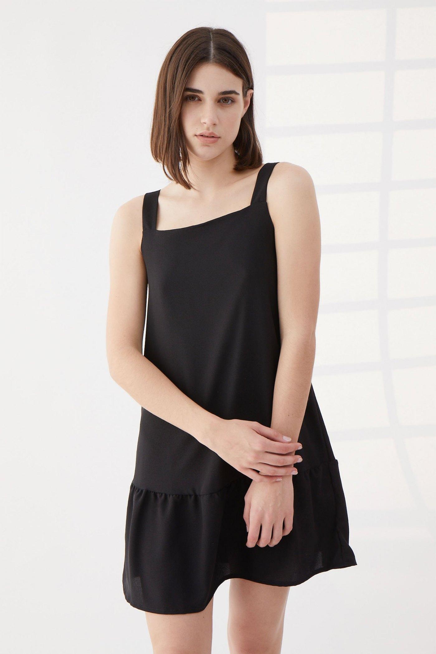 Vestido Charlote Negro