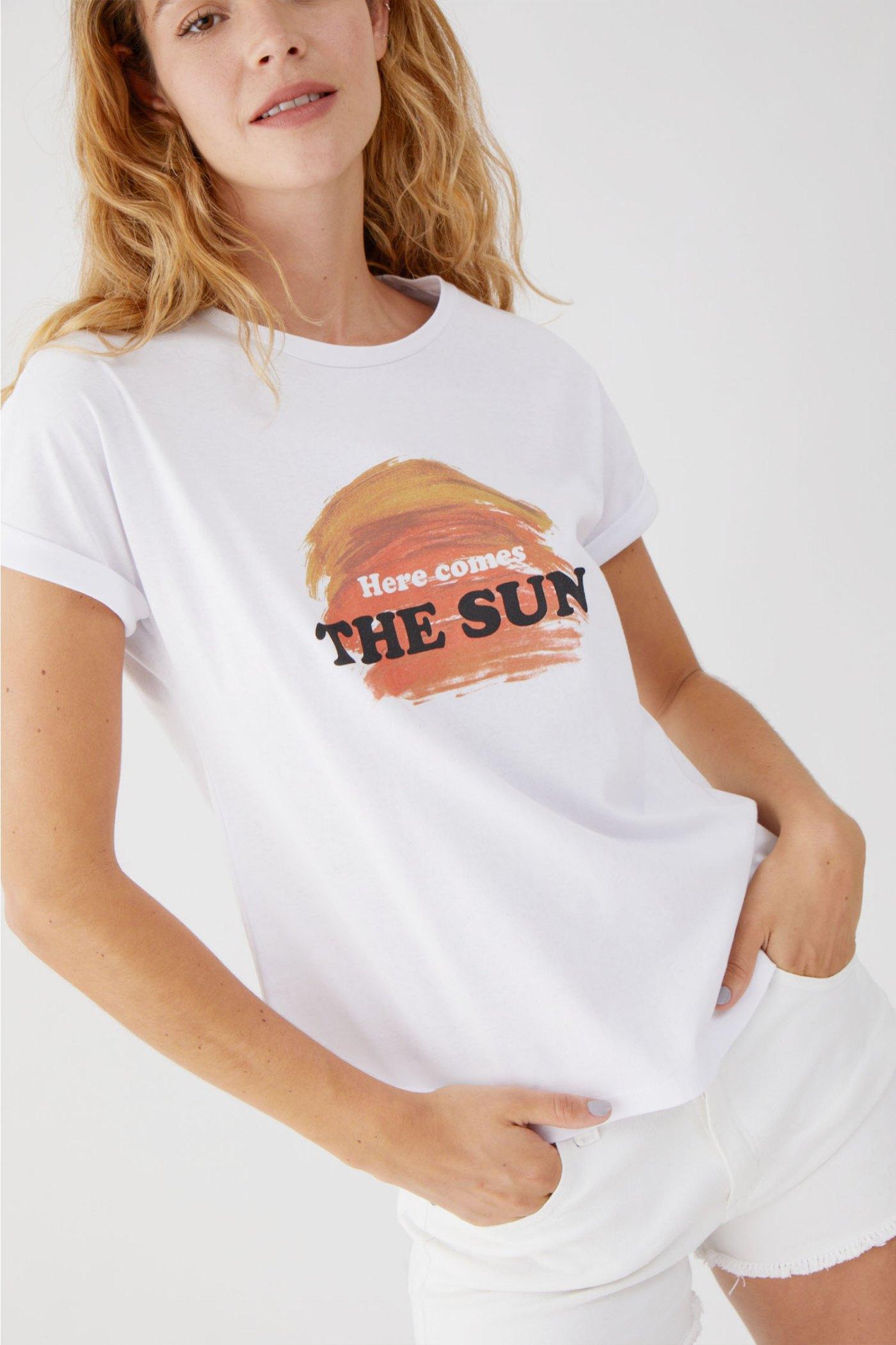 Remera The Sun