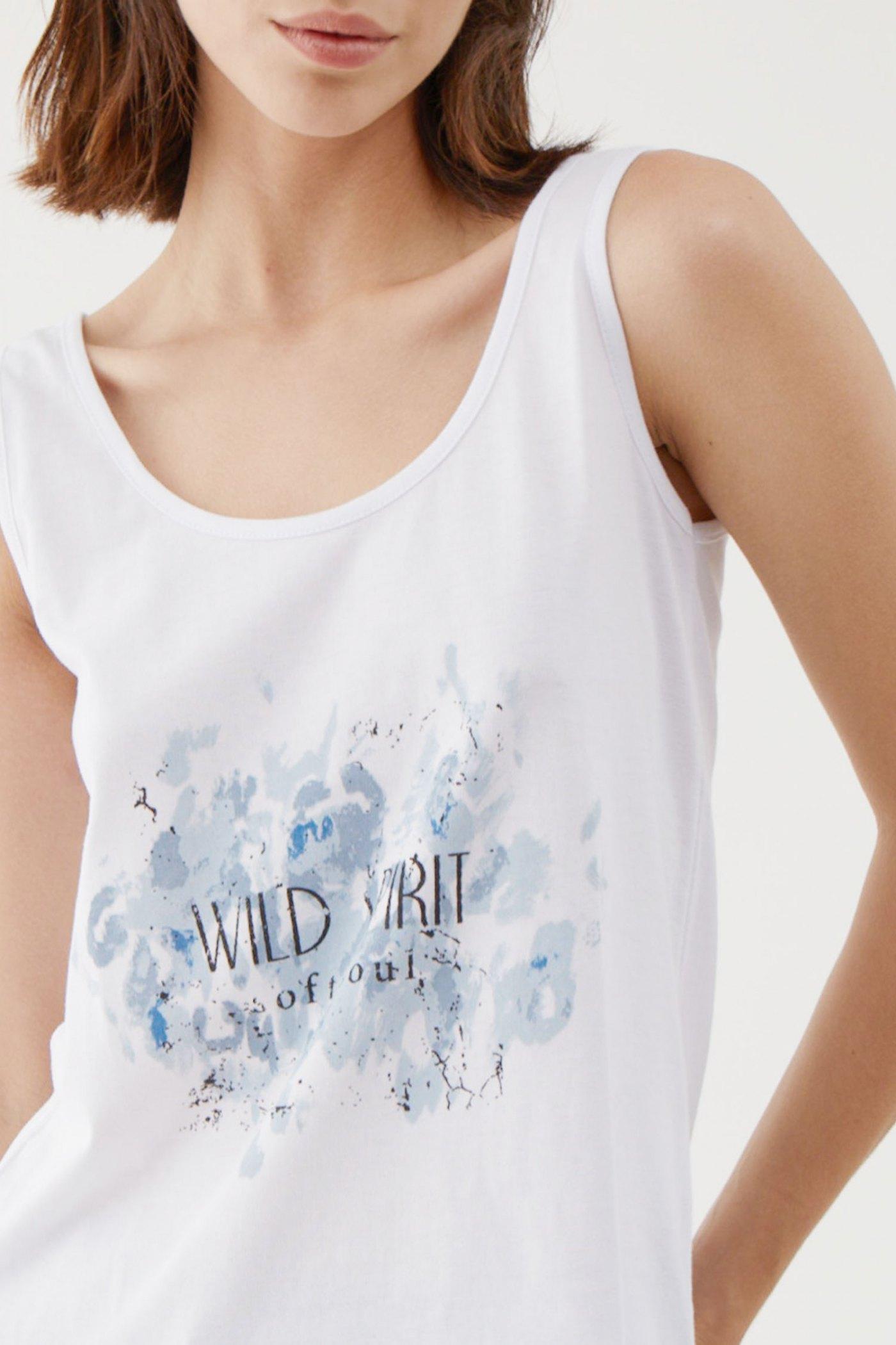 Musculosa Wild Spirit