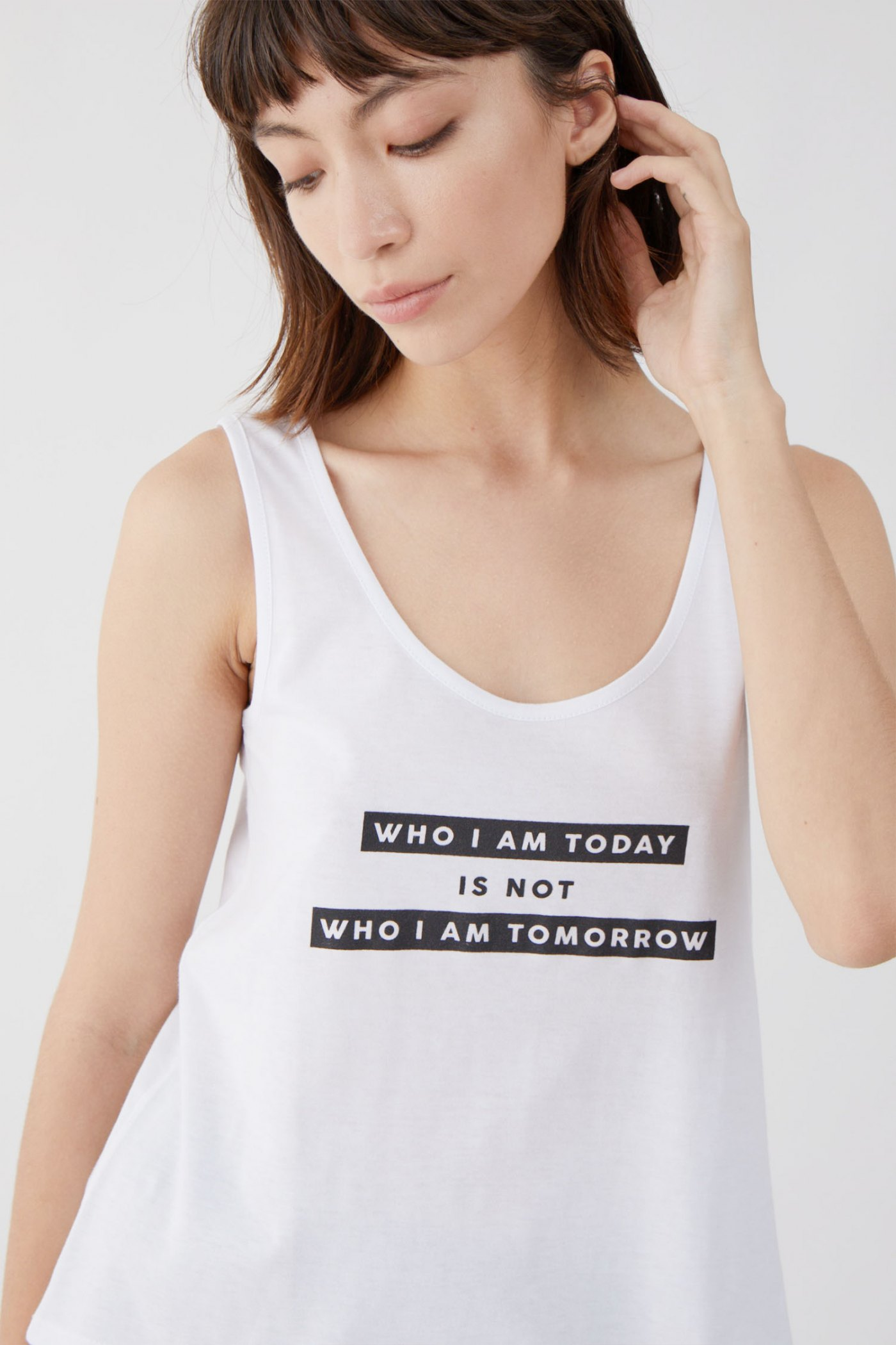 Musculosa Who I am