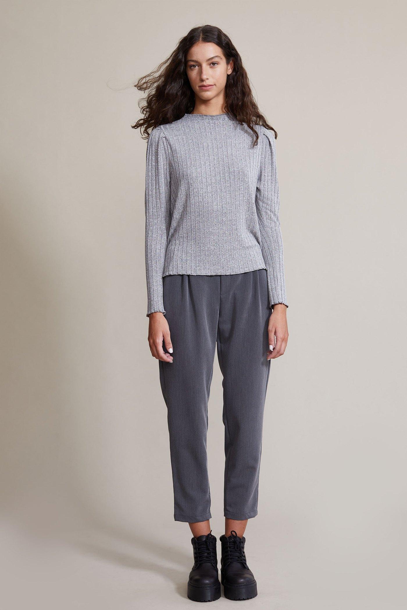 Sweater Van Gogh Gris