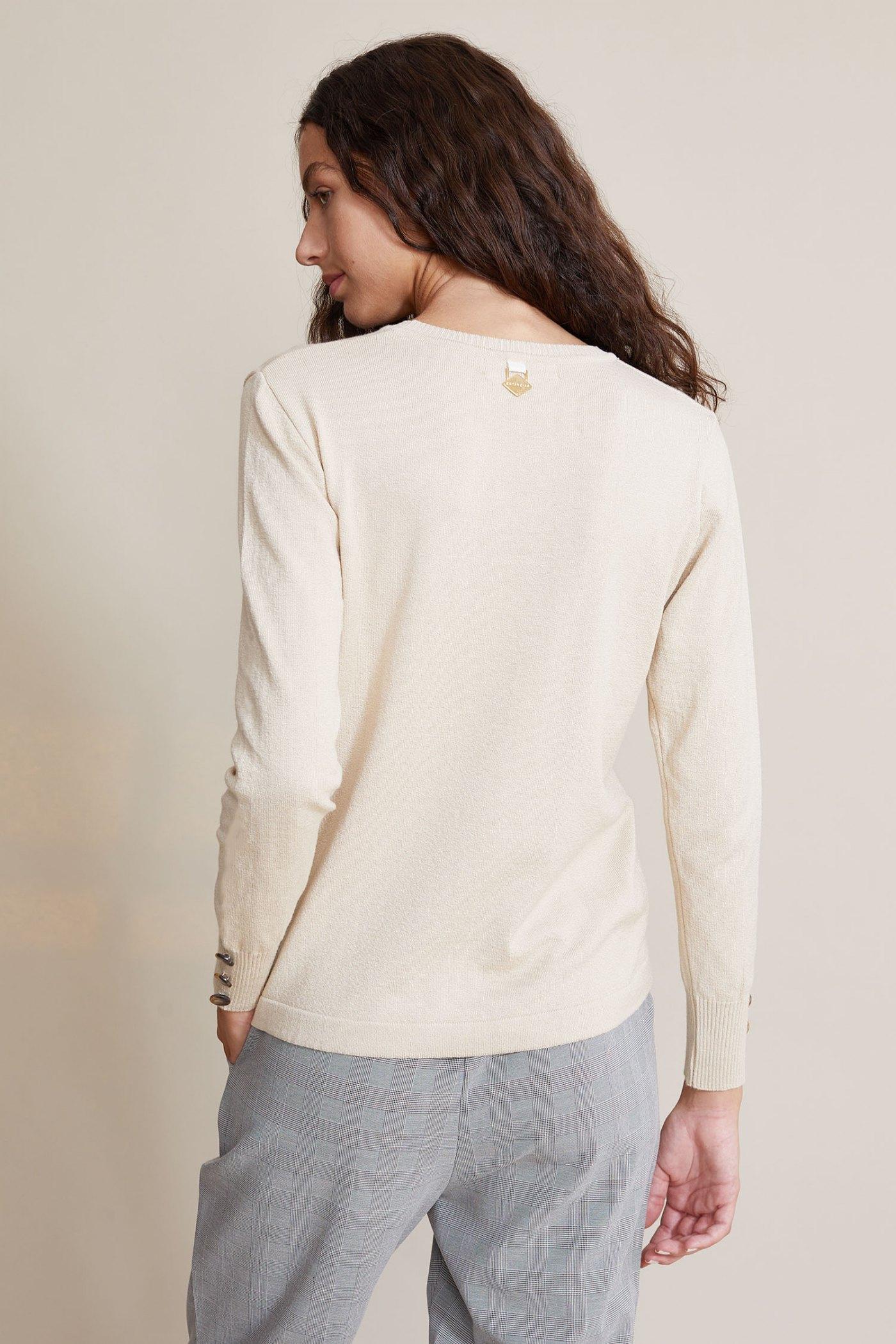 Sweater Cash Beige