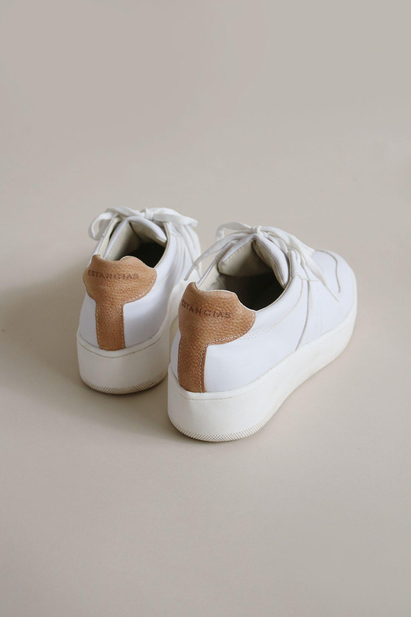 Zapatillas Sinatra Blancas