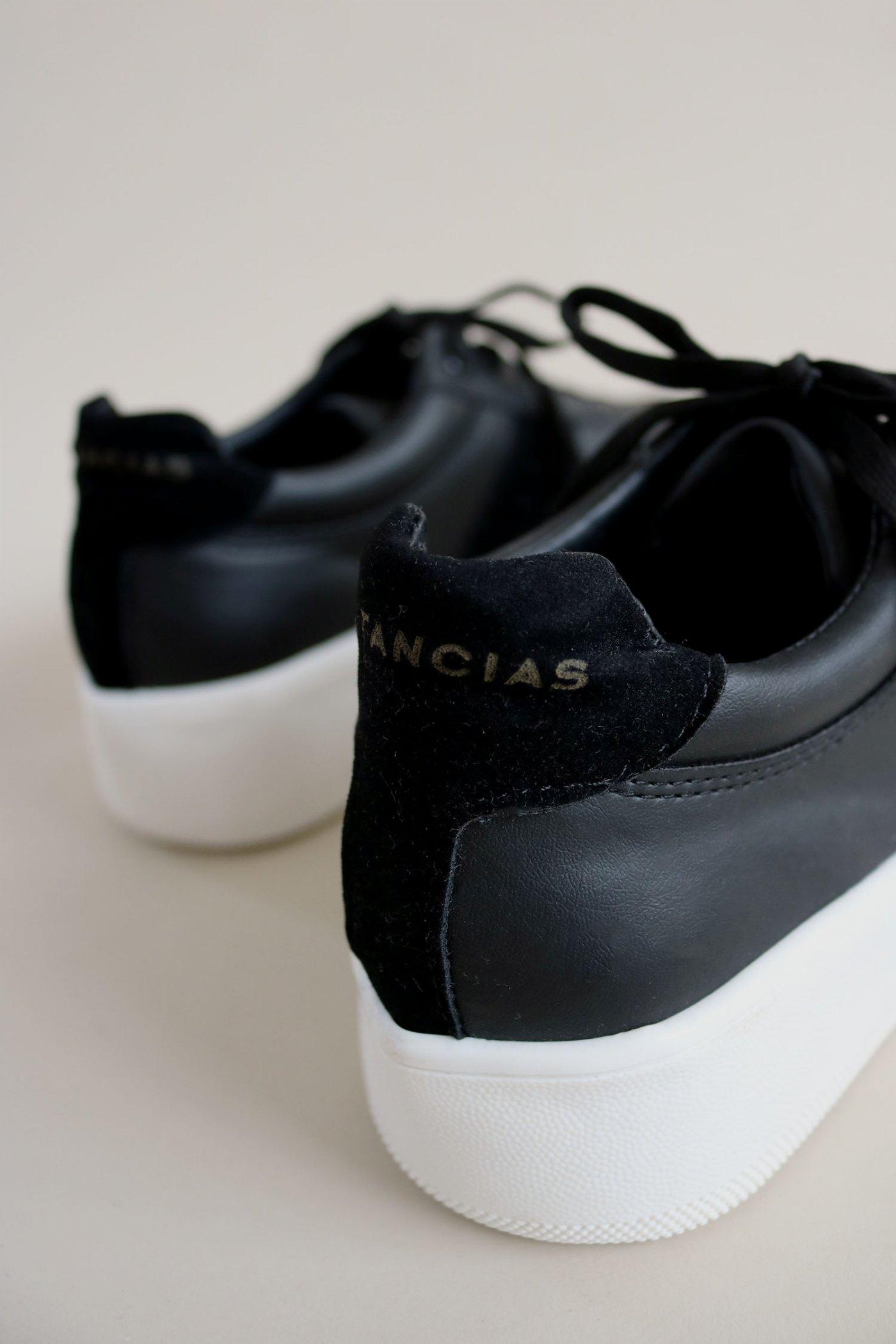 Zapatillas Sinatra Negras
