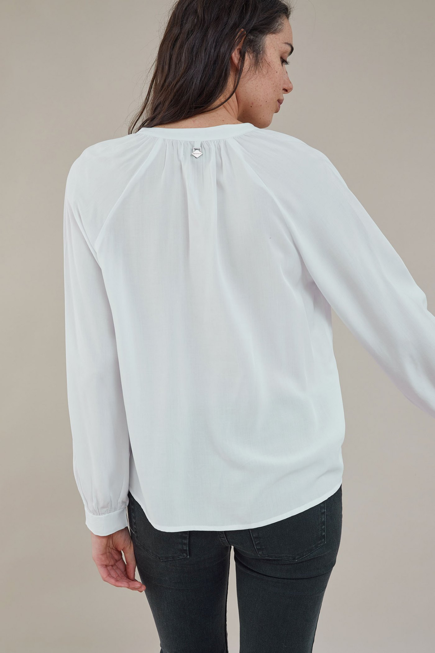 Camisa Turner Blanco