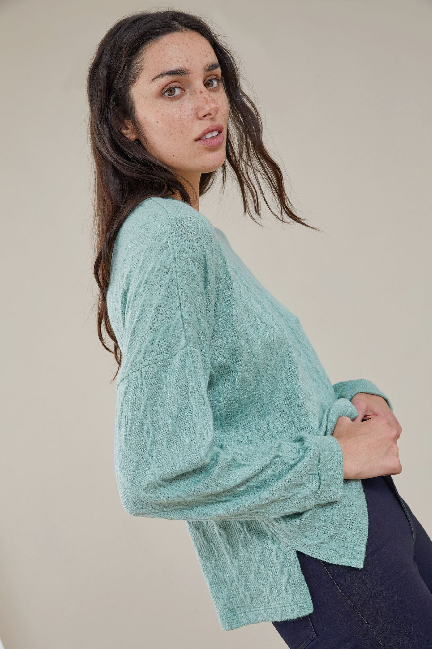 Sweater Britney Verde