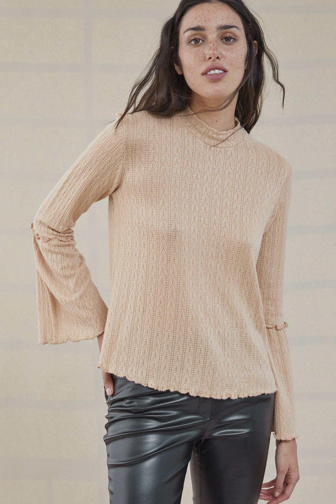 Sweater Sophy Camel