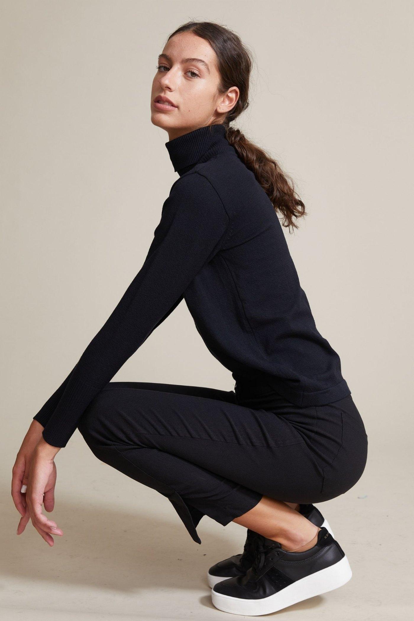 Sweater Billie Negro