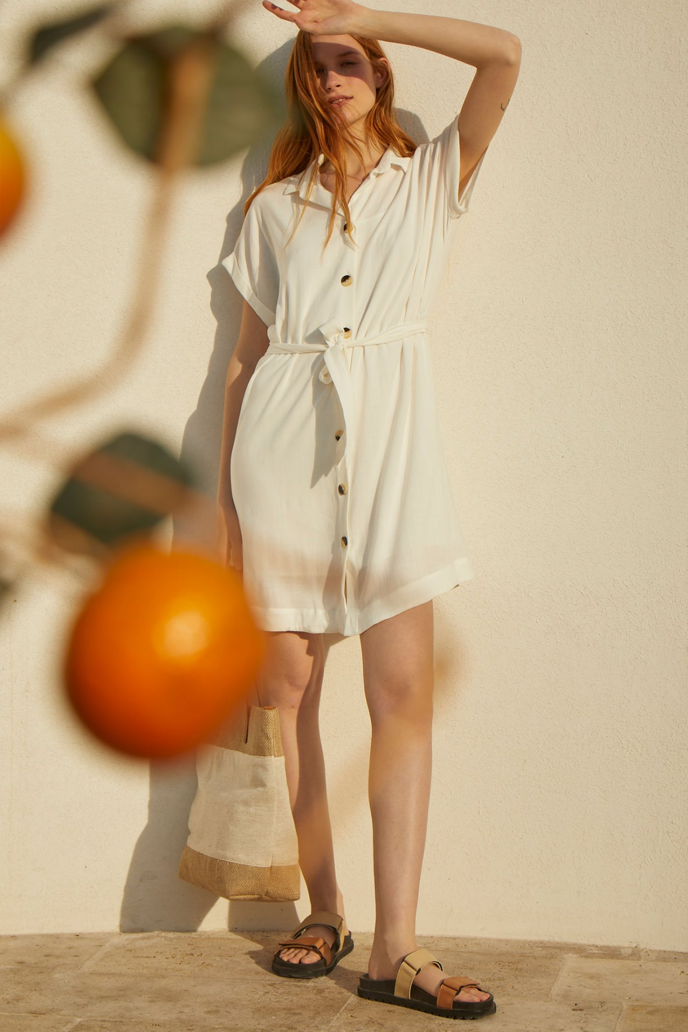 Vestido Bo Blanco