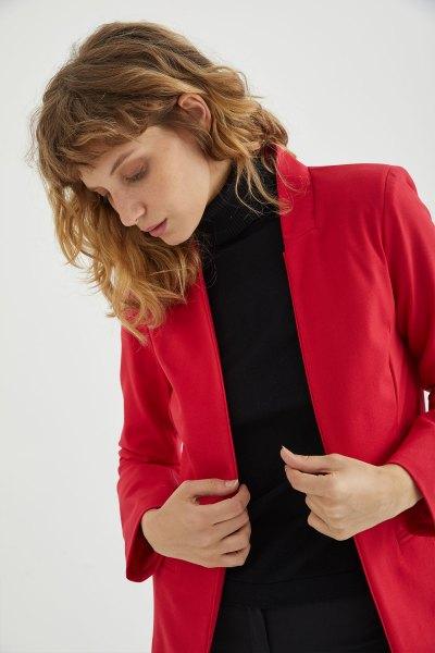 Blazer Amira Rojo