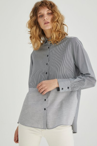 Camisa Alexia Negro