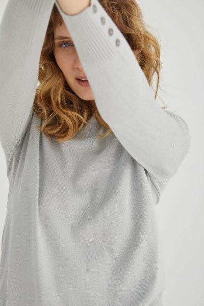 Sweater Celina Gris