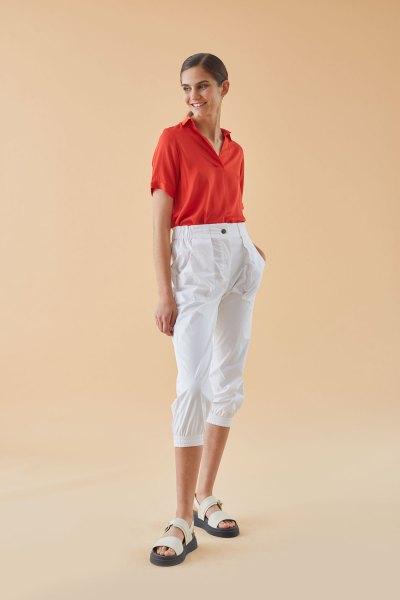 Camisa Edda Rojo