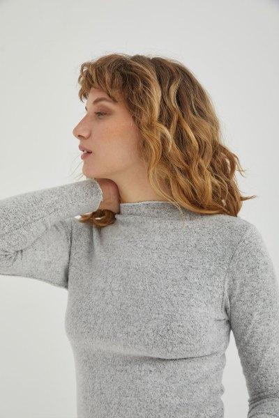 Sweater Emilia Gris