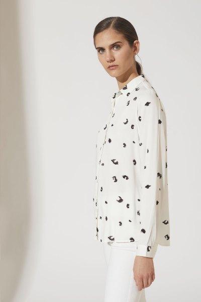 Camisa Jaqueline Blanca