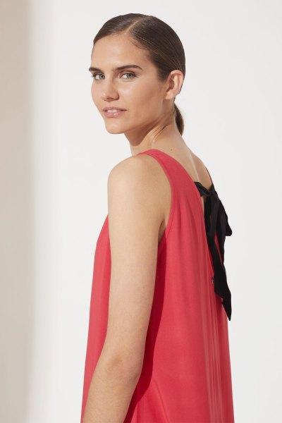 Vestido Anne Fucsia