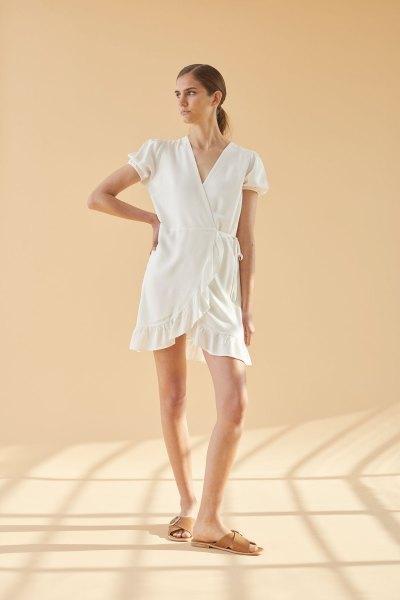 Vestido Kate Blanco