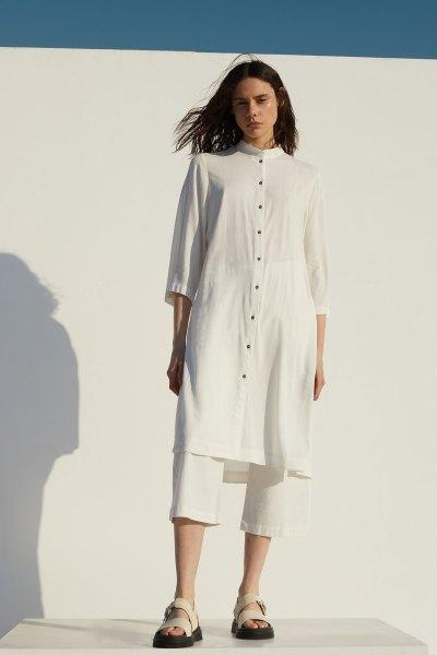 Camisa Nicole Blanco