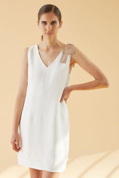 Vestido Montgomery Blanco
