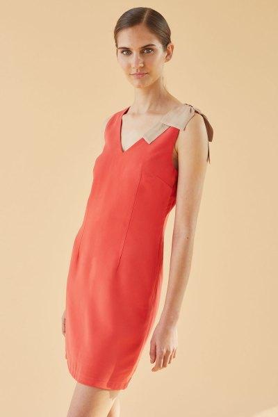 Vestido Montgomery Rojo