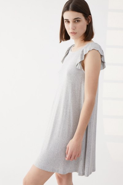 Vestido Chloe Gris