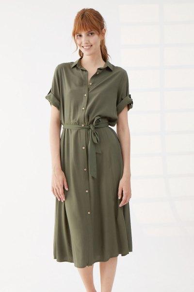 Vestido Noah Verde
