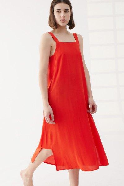 Vestido Skyler Rojo