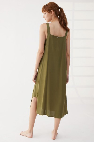Vestido Skyler Verde