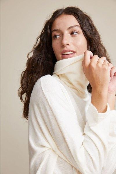 Sweater Picasso Blanco