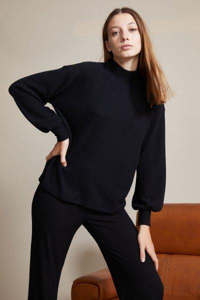 Sweater Levine Negro