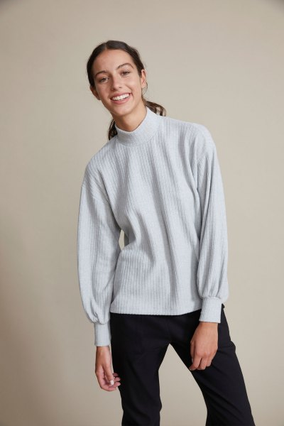 Sweater Levine  Gris