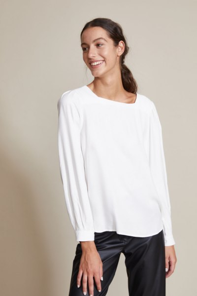 Blusa Klimt Blanco