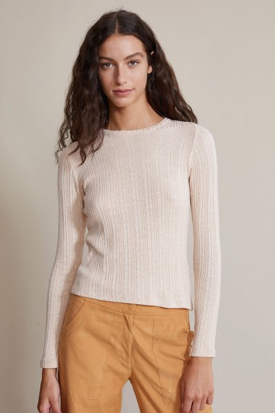 Sweater Sábato Beige