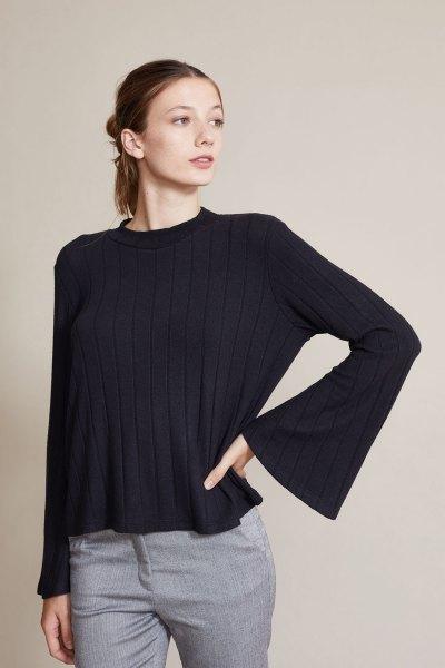 Sweater Goya Negro