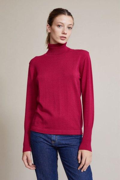 Sweater Billie Bordeaux