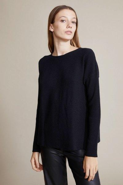 Sweater Carey Negro