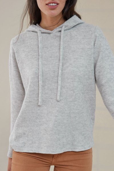 Sweater De Niro Gris