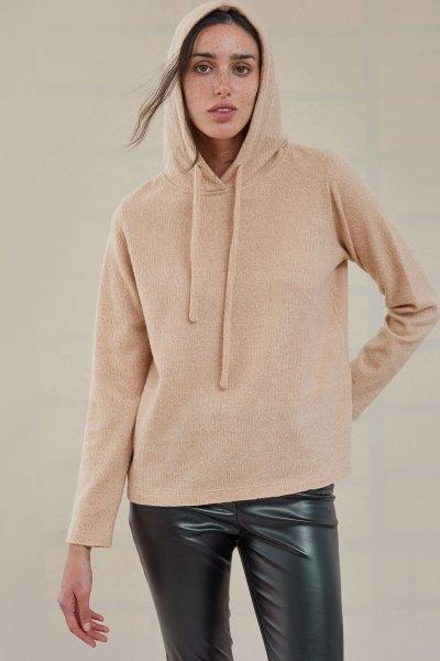 Sweater De Niro Beige