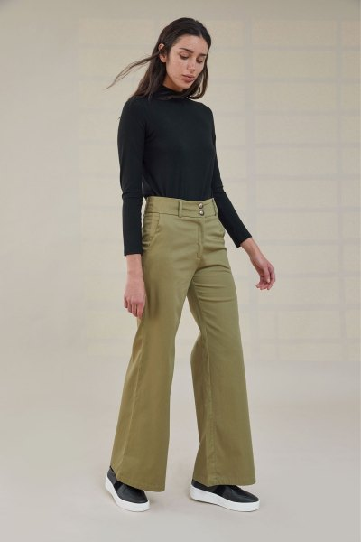 Pantalón Fosse Verde