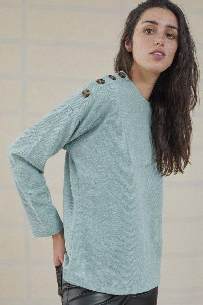 Sweater Murakami verde