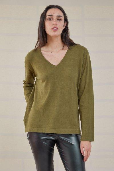 Sweater Freddy Verde