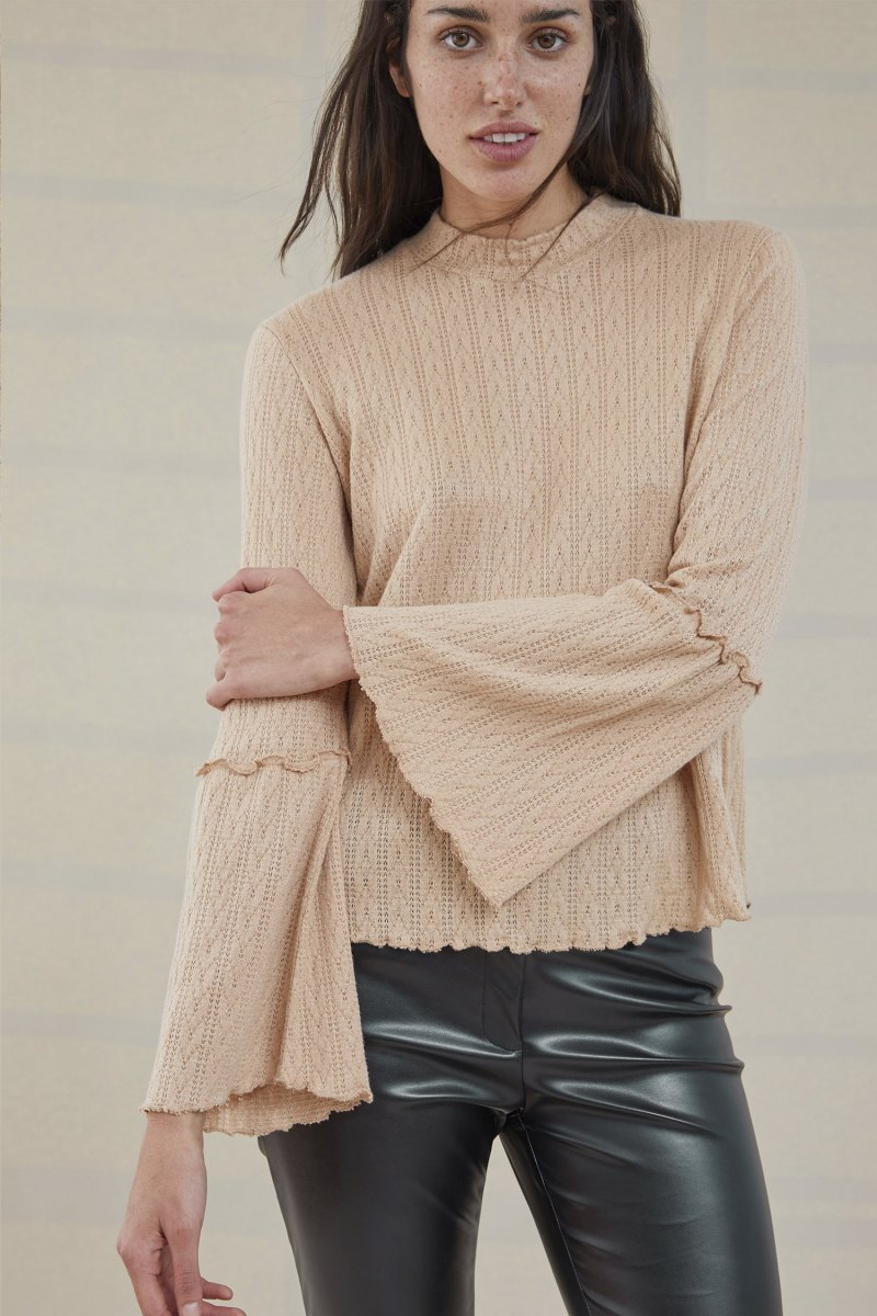 Sweater Sophy Camel