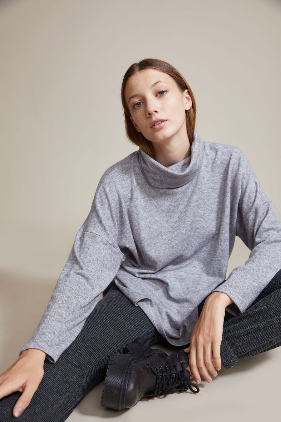 Sweater Picasso Gris